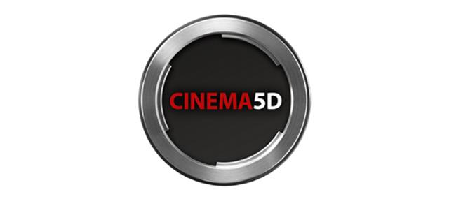 logo cinema5d para bog