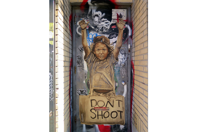 Don't Shoot by Alejandro Calore REAL&SHORT